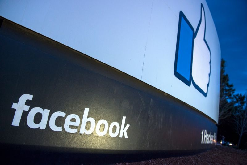 Privacy activists have pressed for a hefty penalty against Facebook. PHOTO: AFP