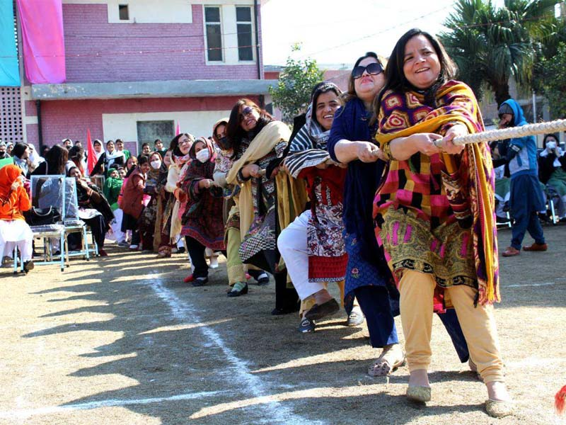 college girls sports gala ends in k p