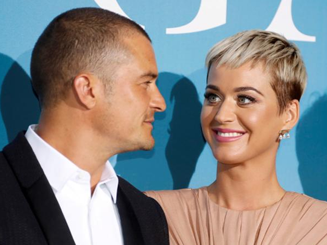 katy perry orlando bloom are engaged