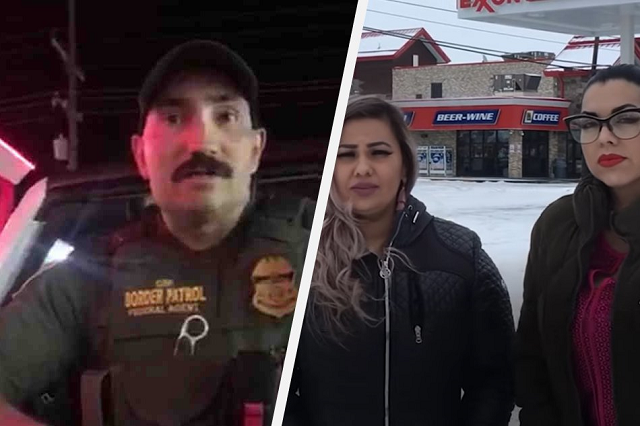 us women detained for speaking spanish sue border agency