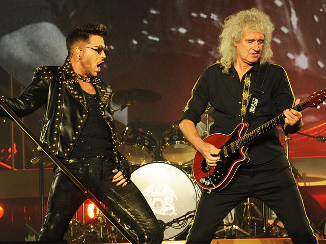 queen to perform live at the oscars with adam lambert