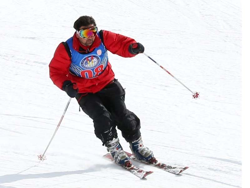 paf wins ski championships