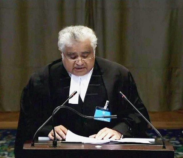 india seeks jadhav s retrial in civilian court or annulment of death sentence