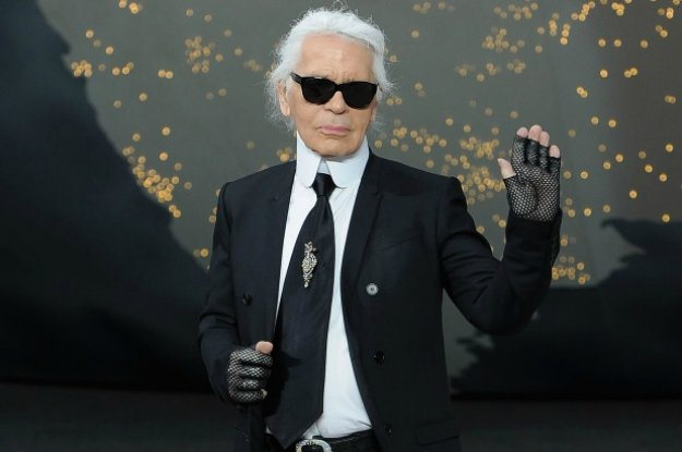 islamophobic and misogynist the dark side of karl lagerfeld