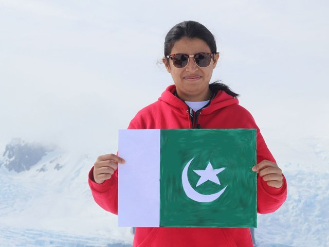 the lahori stargazer who lands up in antarctica