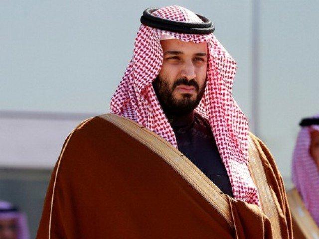 Saudi Crown Prince Mohammad bin Salman. PHOTO: REUTERS