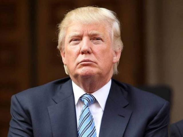 trump said he had some 039 reasonably decent 039 news from india and pakistan photo reuters