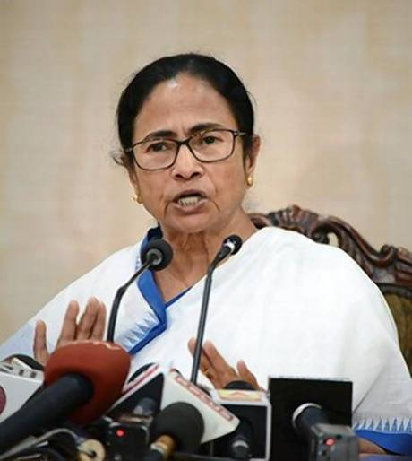 Indian West Bengal Chief Minister Mamata Banerjee. PHOTO: PRESS TRUST OF INDIA