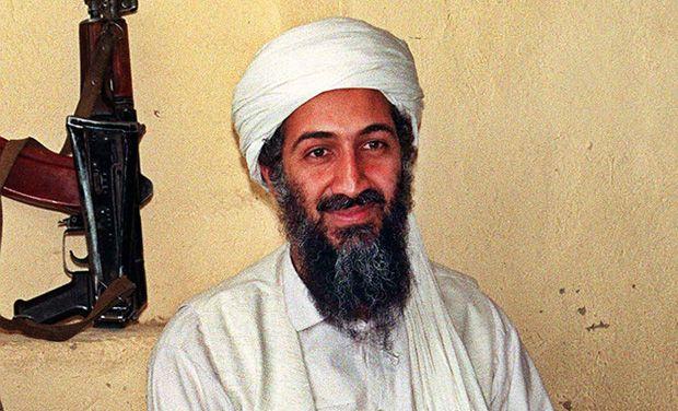 Osama bin Laden. PHOTO: AFP