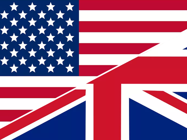 5 words that mean completely different things in england and america