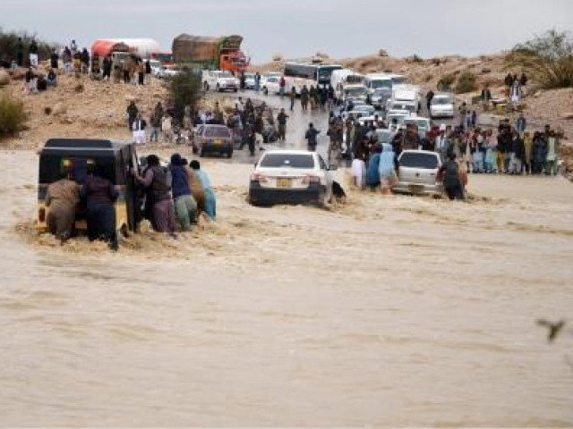 1,500 families rescued from different parts of province, says ISPR.PHOTO: EXPRESS/FILE