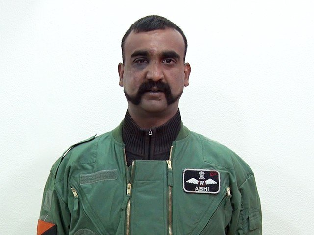 India may be treating Wing Commander Abhinandan as a hero and they have every right to do so since he was on a national duty. PHOTO: SCREENSGRAB