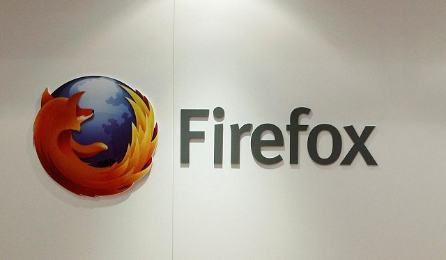 the firefox logo is seen at a mozilla stand during the mobile world congress in barcelona february 28 2013 photo reuters