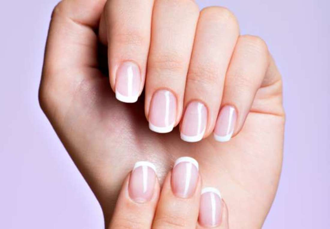 5 tips for strong shiny nails