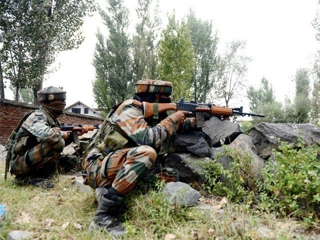 Pakistan Army gives befitting response with retaliatory fire on Indian posts. PHOTO: FILE