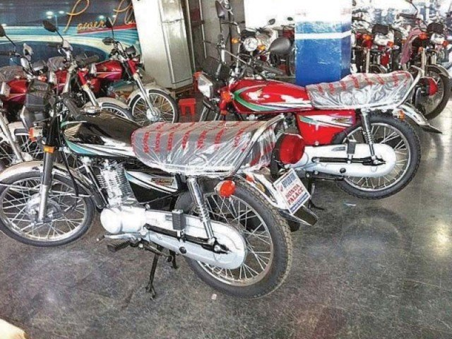 Motorcycle manufacturers raise prices in wake of rupee depreciation. PHOTO: FILE
