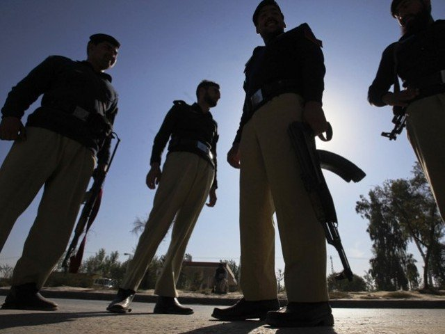 representational image showing pakistan 039 s police force photo reuters