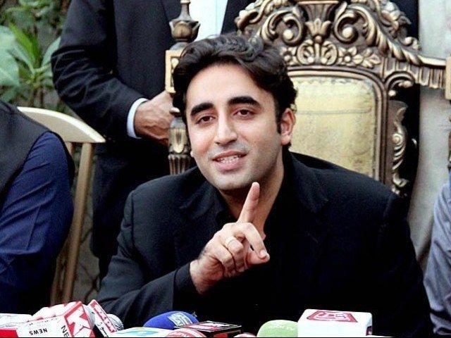 ppp chairman bilawal bhutto zardari photo file