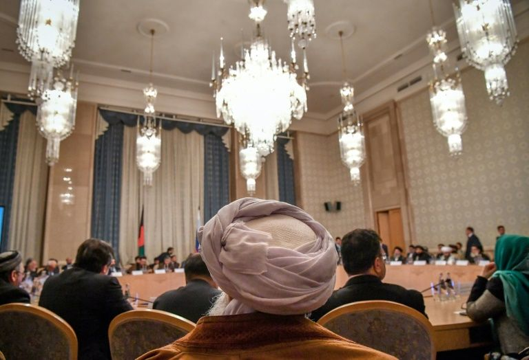 taliban officials in moscow spelled out their vision for afghanistan photo reuters