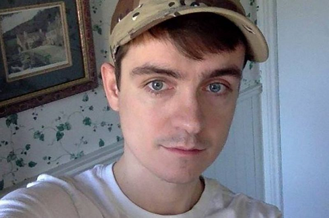 alexandre bissonnette was convicted on february 8 to life imprisonment for the murders the deadliest attack on a muslim place of worship in the west photo afp