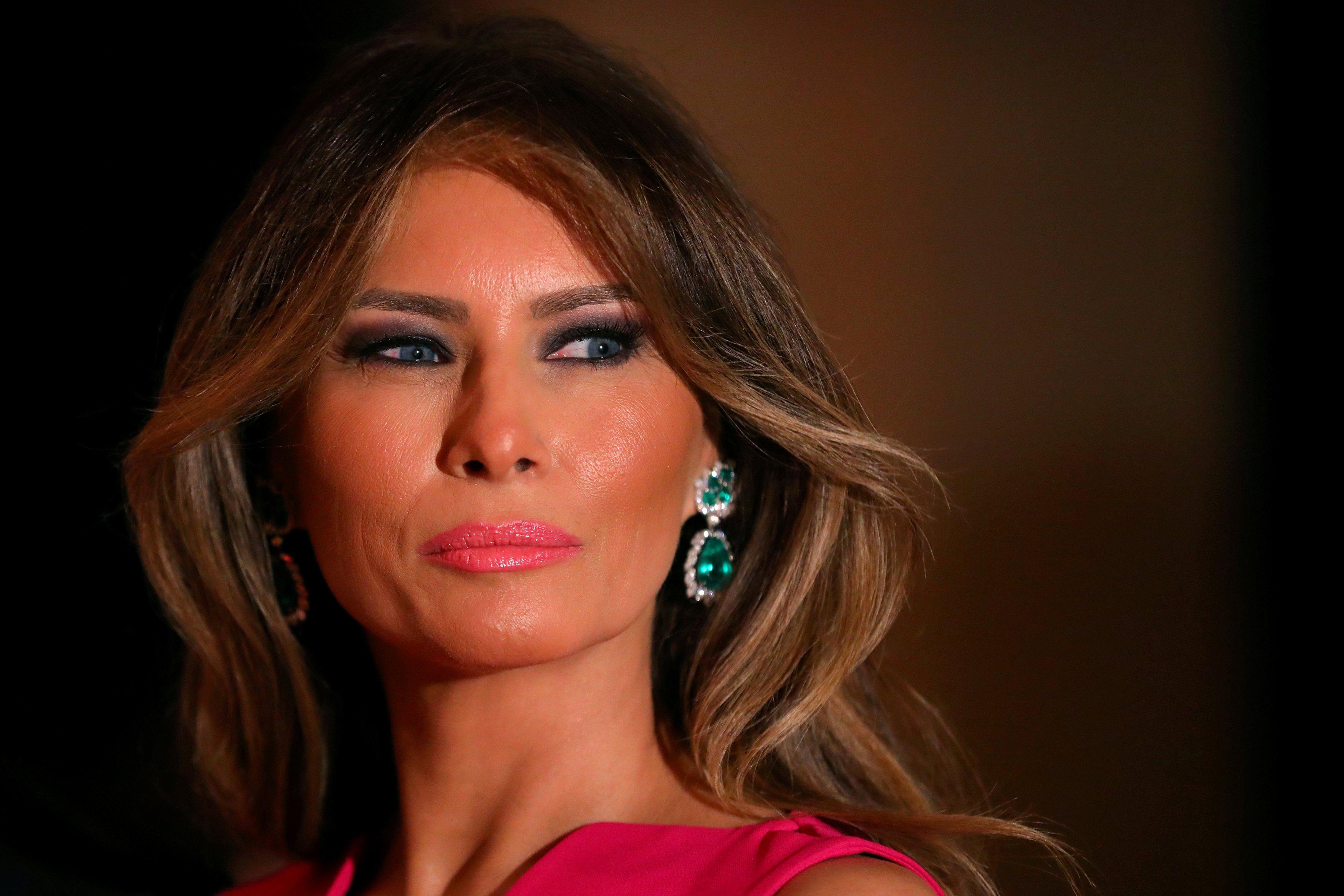 us first lady melania trump photo reuters