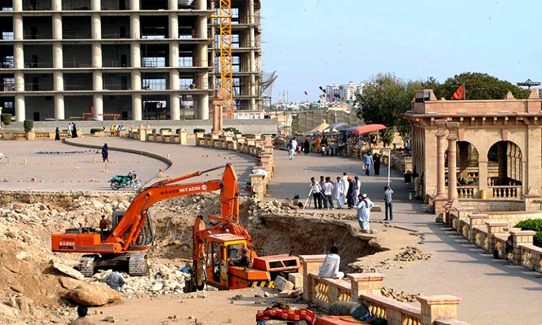 murad launches rs4bn uplift schemes in karachi