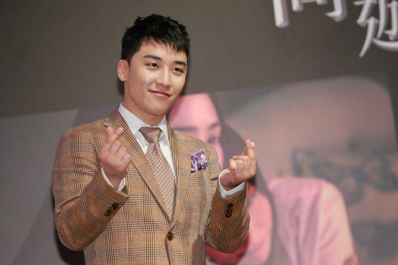 south korean pop star seungri photo afp
