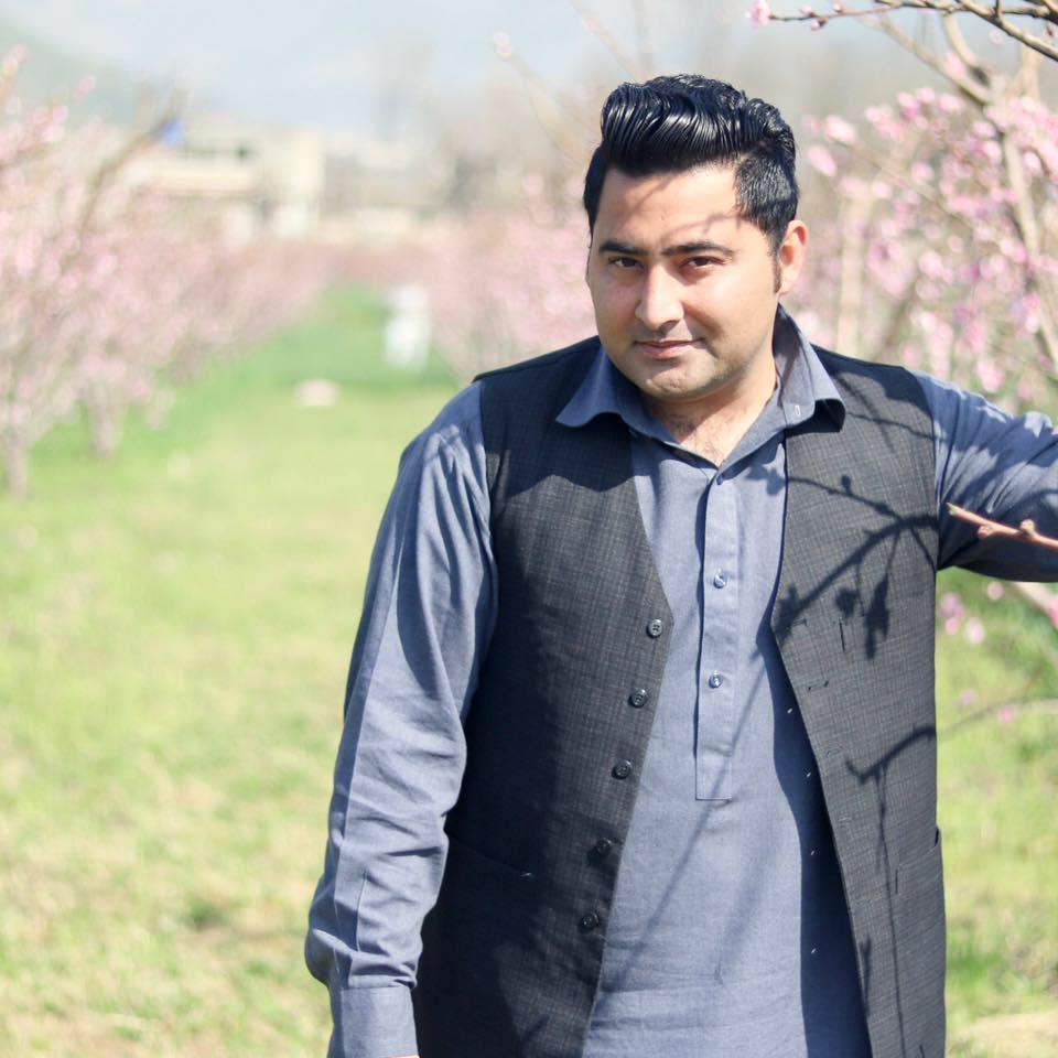 Mashaal Khan. PHOTO COURTESY: FACEBOOK