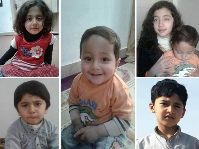 the incident occurred on february 22 when his five children were rushed to the hospital and pronounced dead soon after photo file