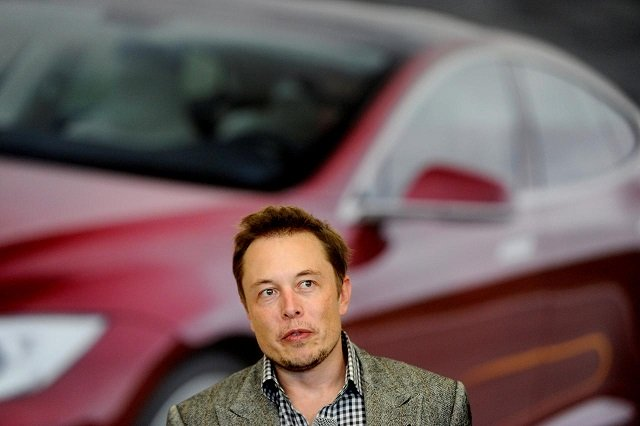 tesla chief executive office elon musk speaks at his company 039 s factory in fremont california us june 22 2012 photo reuters