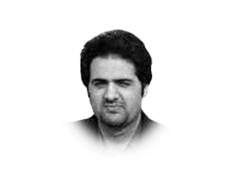 the writer is a political analyst he can be reached at imran jan gmail com and tweets imran jan