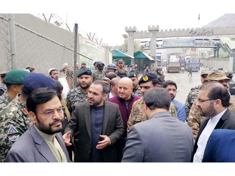 qcci team meets afghan diplomat
