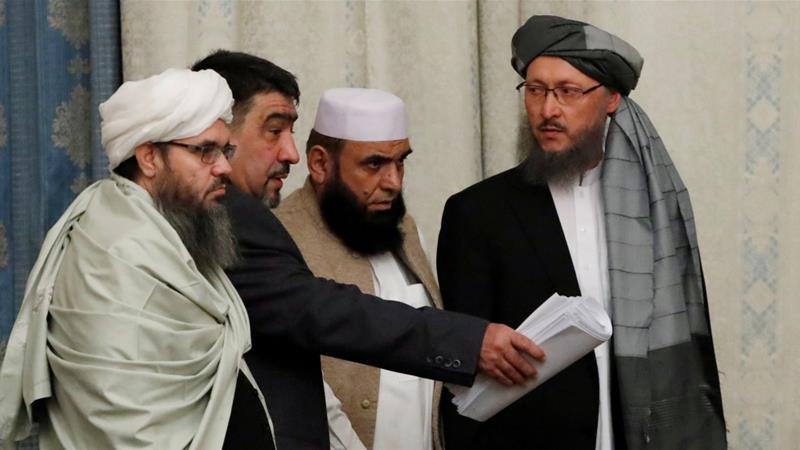 file photo of us taliban talks in qatar photo reuters