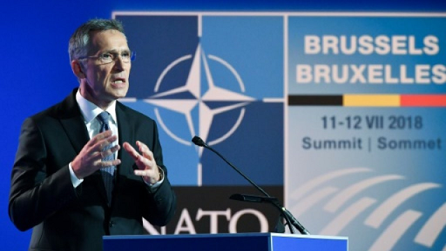 seven nato countries hit spending target