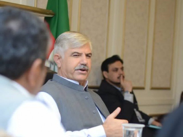 k p cm mahmood khan photo pti