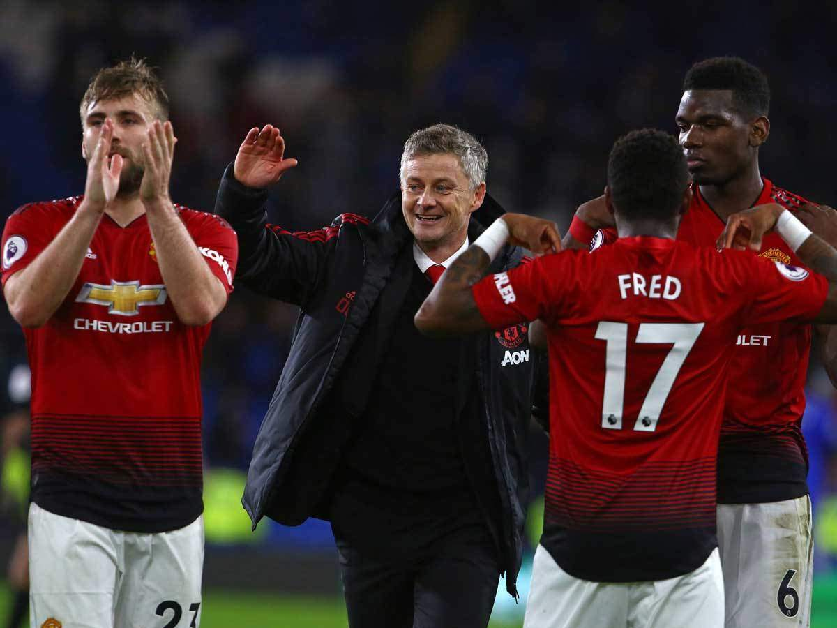 some reports have suggested solskjaer could be confirmed as manager during the forthcoming international break which follows the wolves cup tie photo afp