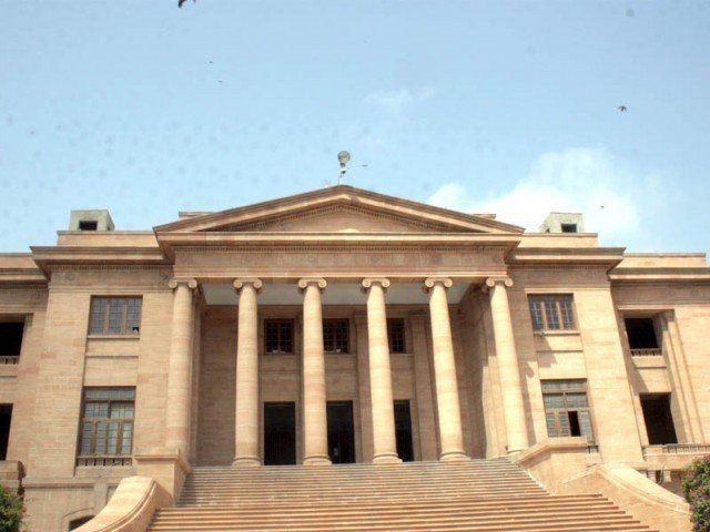 sindh high court photo express