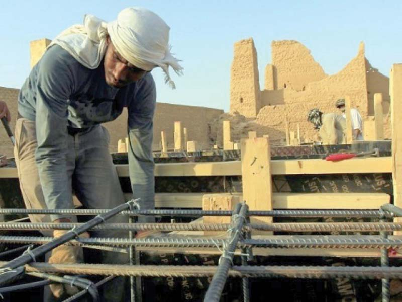 pakistan needs to polish its labour force for gulf states
