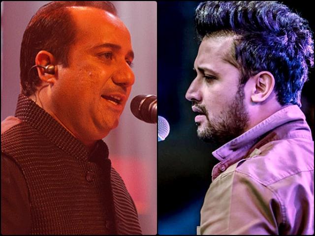 atif aslam rahat fateh ali khan songs restored on t series