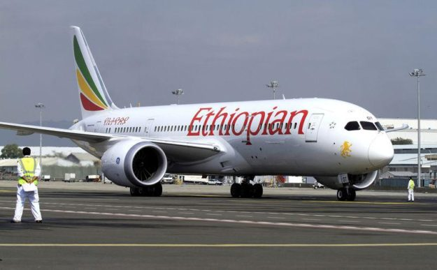 an ethiopian airlines jet photo reuters