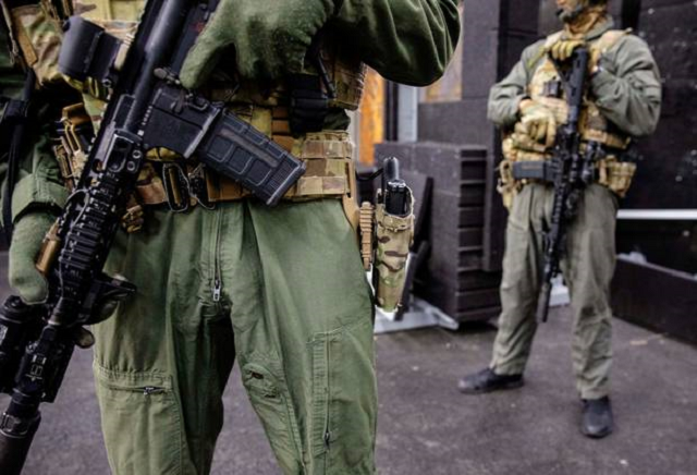 nz special forces responded to mosque shooting while at military event