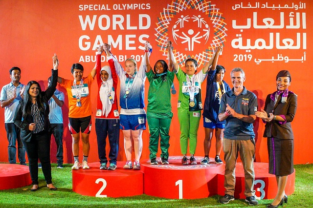 photo special olympics world games