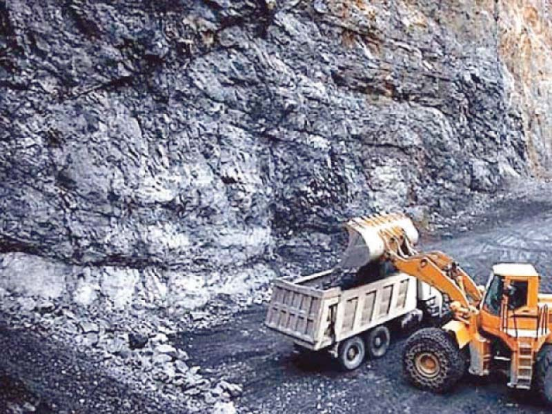 pakistan to start producing power from thar coal in few days
