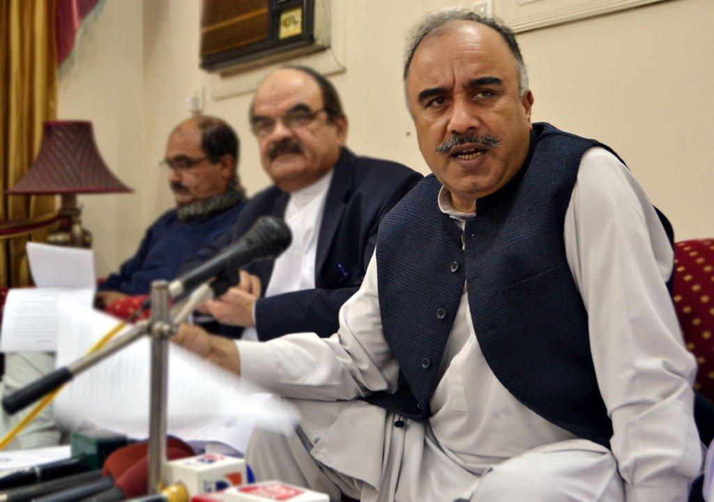 k p governor shah farman photo express