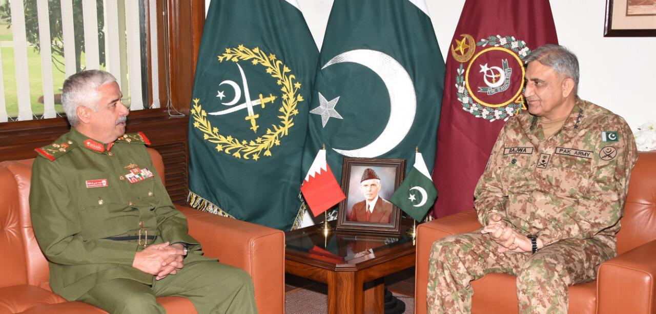 visiting dignitary appreciates pakistan s positive role for regional peace and stability photo ispr