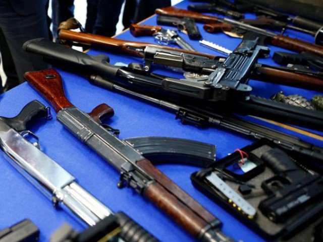 punjab police official will require to pay for the stolen or misplaced weapon photo file