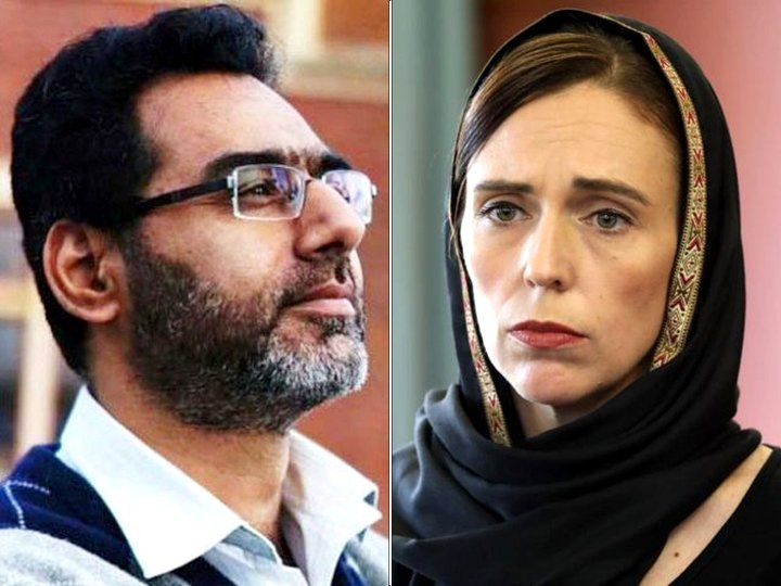 govt lauds jacinda ardern for paying tribute to martyr of christchurch mosque attacks photo express