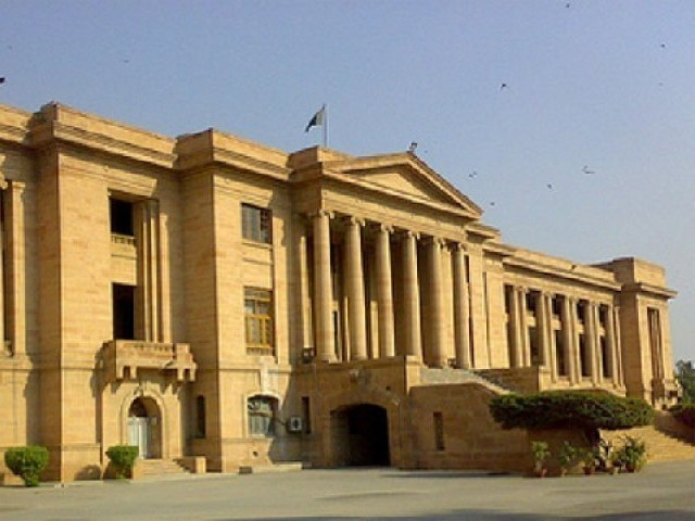 sindh govt is ordered to make efforts for the release of those who cannot pay blood money photo file