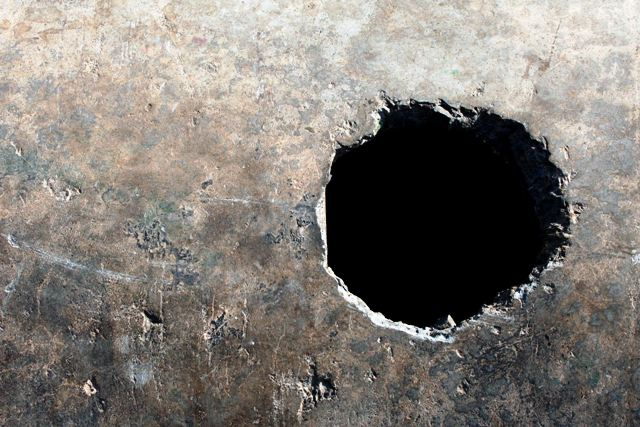 The agency will conduct a patrolling drive to identify the areas with the most uncovered manholes in the first phase. PHOTO: FILE