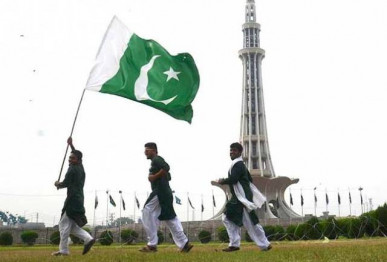 education department holds pakistan day event in sibi